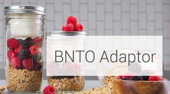 Wholesale BNTO Mason jar adaptor